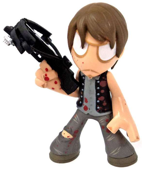 Funko The Walking Dead Series 3 Mystery Minis Bloody Daryl 1/24 Mystery Minifigure [Loose]