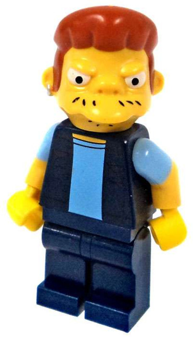 LEGO The Simpsons Snake Minifigure [Loose]