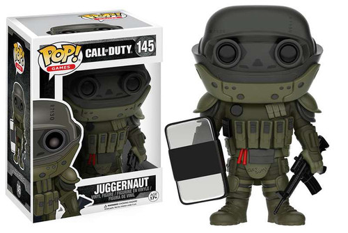 Funko Call of Duty POP! Games Juggernaut Vinyl Figure #145