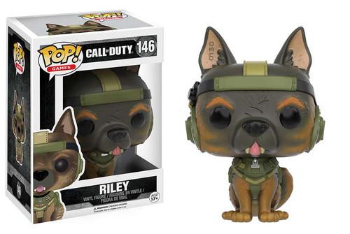 Funko Call of Duty POP! Games Riley Vinyl Figure #146