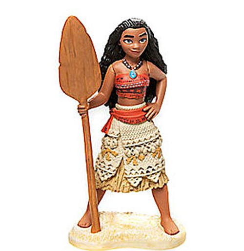 Disney Moana Moana Exclusive PVC Figure [Loose]