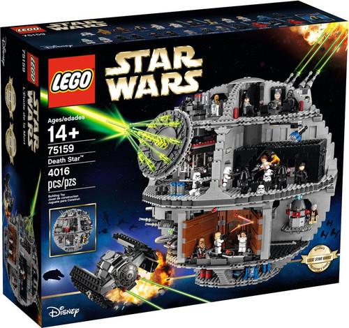LEGO Star Wars Return of the Jedi Death Star Set #75159
