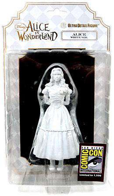 Disney Alice in Wonderland Alice Exclusive Figure [White Version, Damaged Package]