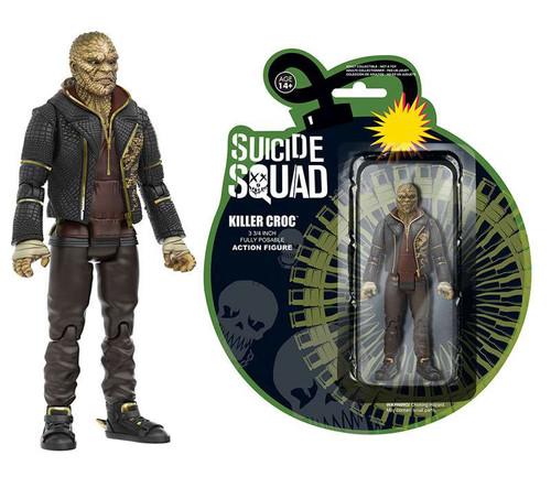 Funko DC Suicide Squad Killer Croc Action Figure
