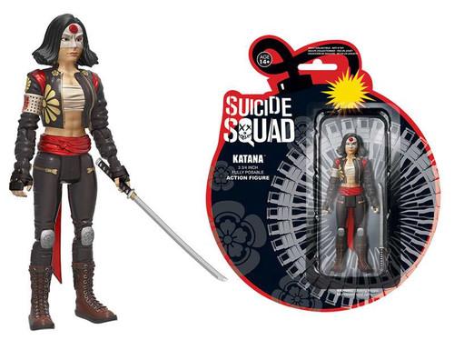 Funko DC Suicide Squad Katana Action Figure