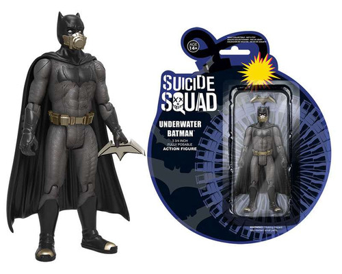 Funko DC Suicide Squad Underwater Batman Action Figure [Regular Version]