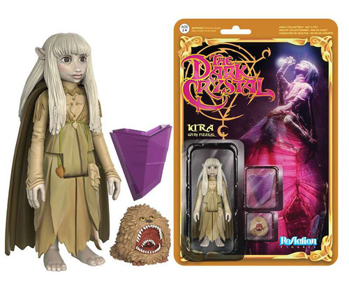 Funko The Dark Crystal ReAction Kira & Fizzgig Action Figure