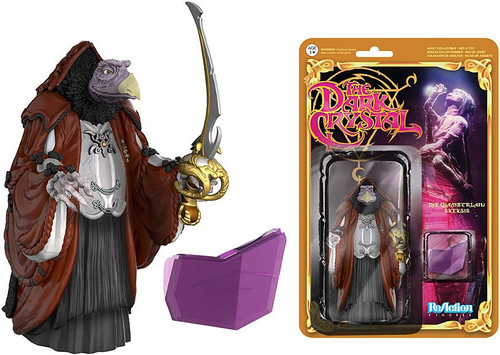 Funko The Dark Crystal ReAction The Chamberlain Action Figure