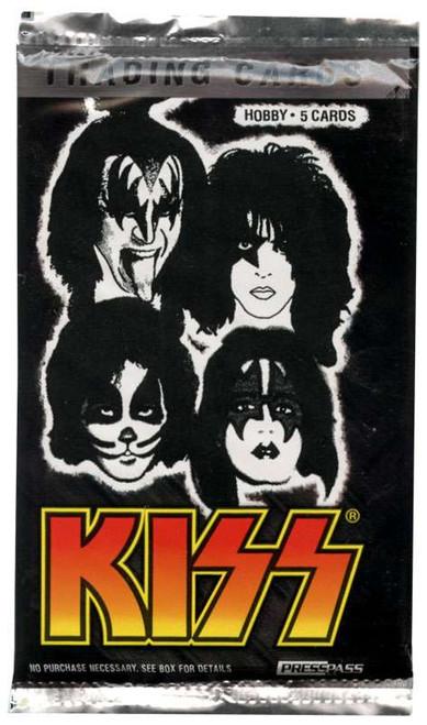 KISS Ikons Trading Card Pack [Hobby]
