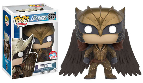 Funko DC Legends of Tomorrow POP! TV Hawkgirl Exclusive Vinyl Figure #377