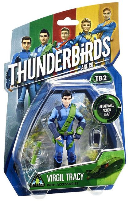 Thunderbirds Are Go Virgil Tracy Action Figure TB2