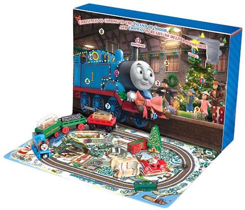 Thomas & Friends Wooden Railway Advent Calendar