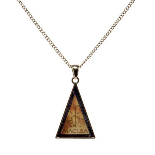 Harry Potter Fantastic Beasts and Where to Find Them MACUSA Necklace Apparel