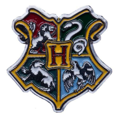 Harry Potter Hogwarts Lapel Pin Apparel