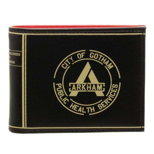 DC Suicide Squad Arkham Bi-Fold Wallet