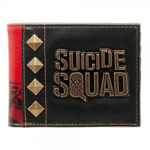 DC Suicide Squad Harley Quinn Bi-Fold Wallet