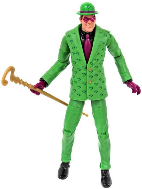 DC Universe Classics Wave 5 The Riddler Exclusive Action Figure #3 [Loose]