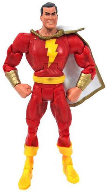 DC Universe Classics Wave 6 Shazam Action Figure #5 [Loose]