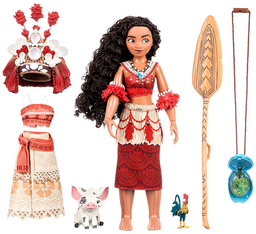 Disney Moana Moana Exclusive 11-Inch Deluxe Singing Doll