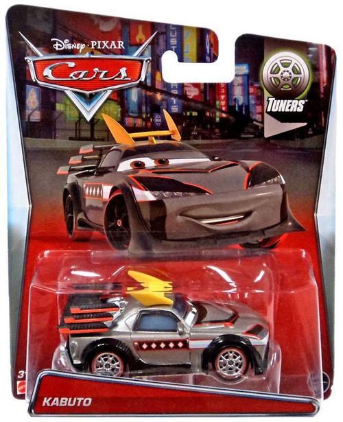Disney / Pixar Cars Tuners Kabuto Diecast Car #4/8