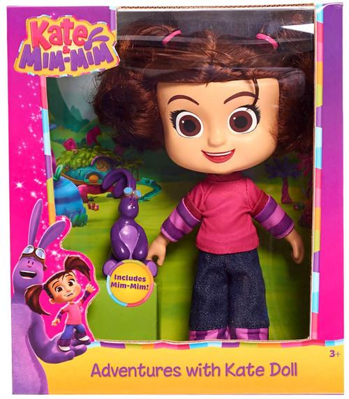 Disney Junior Kate & Mim-Mim Adventures with Kate 8.5-Inch Doll [Includes Mim-Mim!]
