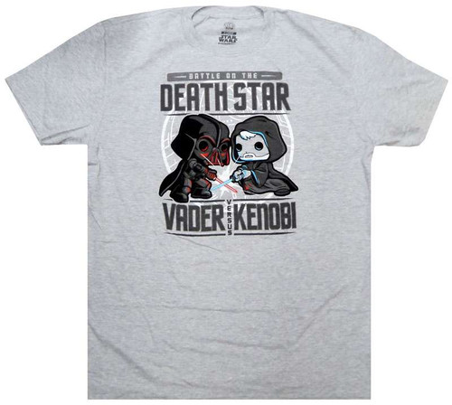 Funko Star Wars Battle on the Deathstar Exclusive T-Shirt [X-Large]