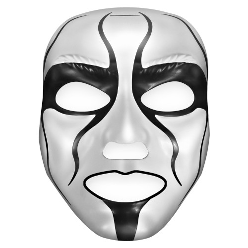 WWE Wrestling Sting Replica Mask [White]