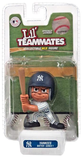 MLB Lil' Teammates Series 1 New York Yankees Batter Figure