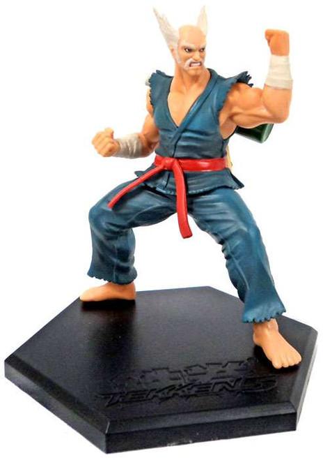 Tekken 5 Heihachi Mishima PVC Figure