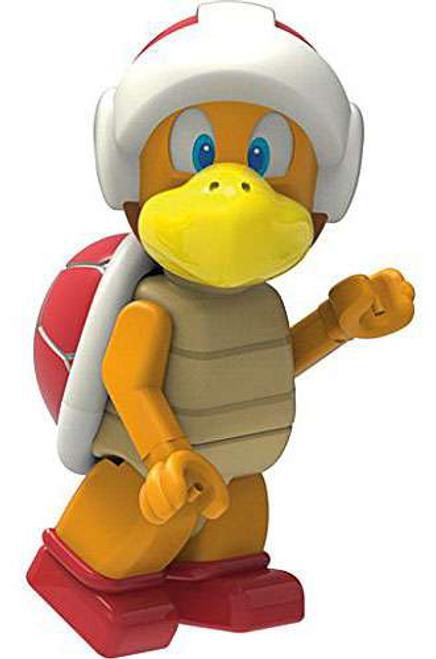 K'NEX Super Mario Fire Brother Minifigure [Red Helmet Loose]