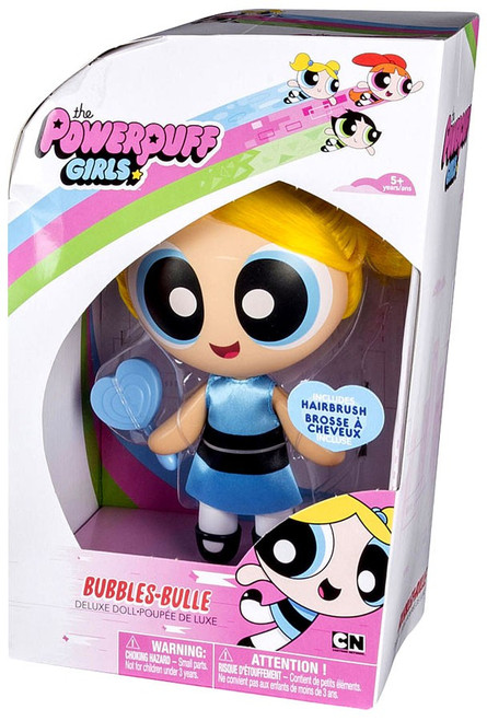 The Powerpuff Girls Bubbles Deluxe Doll