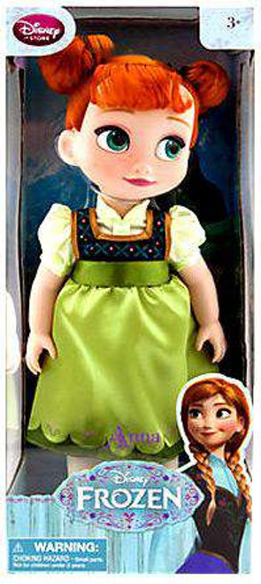 Disney Frozen Anna Toddler Exclusive Doll