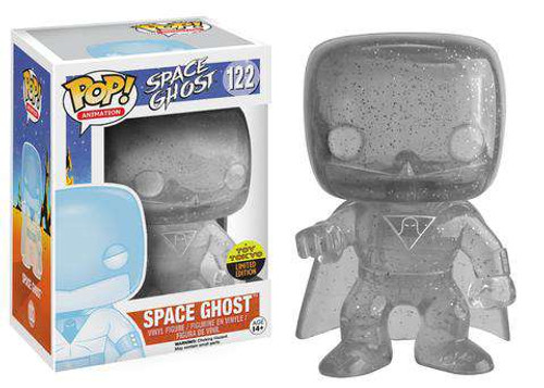 Funko POP! Animation Space Ghost Exclusive Vinyl Figure #122 [Invisible]