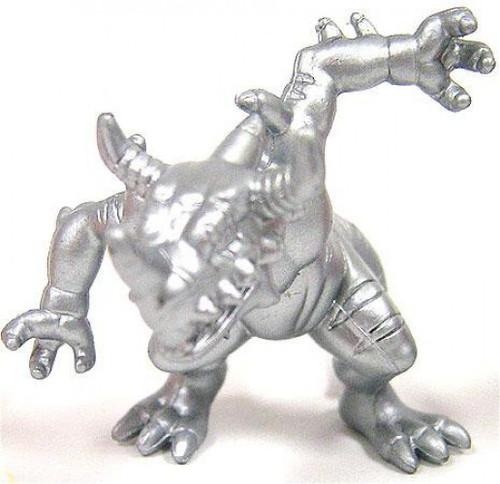 Digimon Data Squad Silver Geogreymon PVC Figure [Loose]