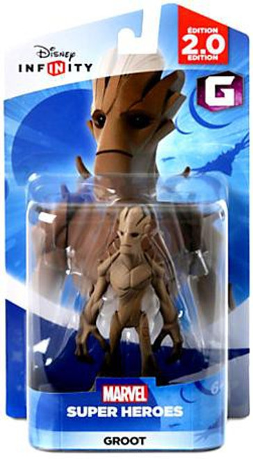 Disney Infinity 2.0 Edition Marvel Super Heroes Groot Game Figure