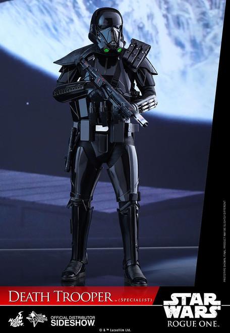Star Wars Rogue One Movie Masterpiece Death Trooper Specialist Collectible Figure