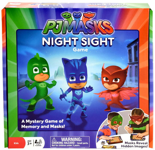 Disney Junior PJ Masks Night Sight Game