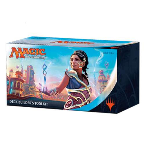 MtG Trading Card Game Kaladesh Deck Builder's Toolkit