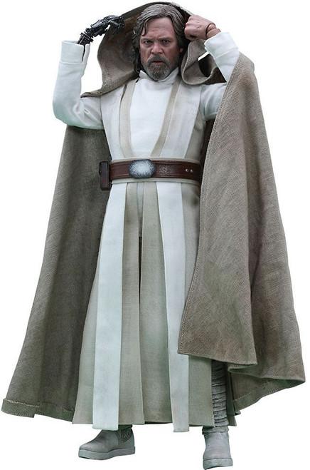 Star Wars The Force Awakens Movie Masterpiece Luke Skywalker Collectible Figure [The Force Awakens]