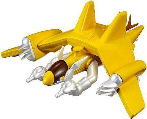 Digimon Japanese Sparrowmon PVC Figure #09