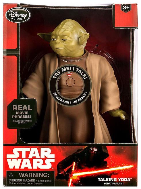 Disney Star Wars Yoda Exclusive Talking Action Figure [2016]