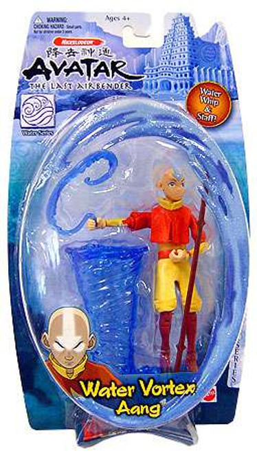Avatar the Last Airbender Series 2 Water Vortex Aang Action Figure