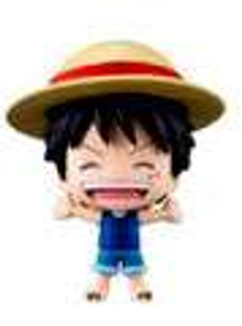 One Piece Super Deformed Vol. 3 Luffy Mini Figure