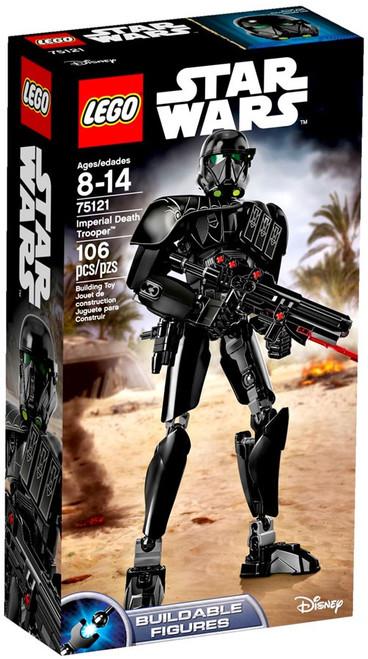 LEGO Star Wars Rogue One Imperial Death Trooper Set #75121
