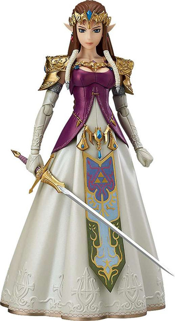 The Legend of Zelda Figma Princess Zelda Action Figure [Twilight Princess]
