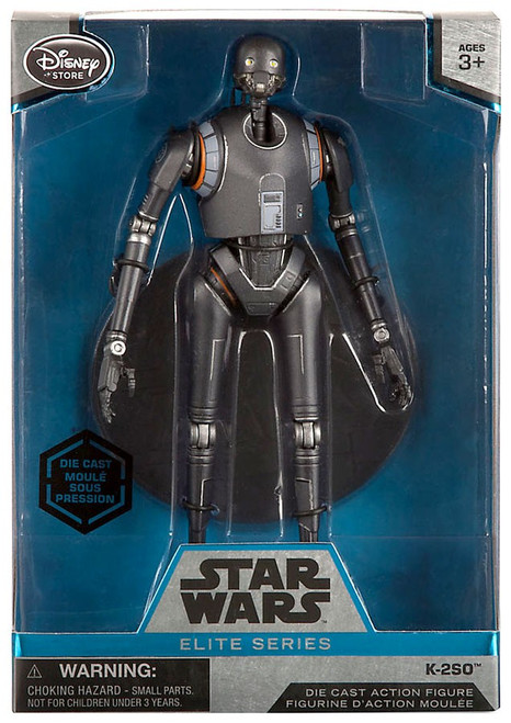 Disney Star Wars Rogue One Elite K-2SO Exclusive 6.5-Inch Diecast Figure