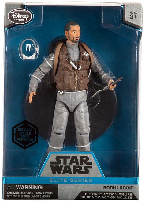 Disney Star Wars Rogue One Elite Bodhi Rook Exclusive 6.5-Inch Diecast Figure