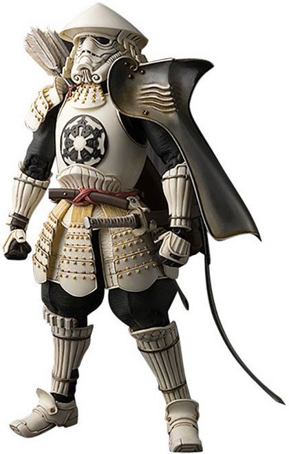 Star Wars Meisho Movie Realization Yumi Ashigaru Stormtrooper Action Figure