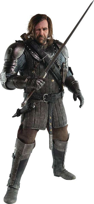 Game of Thrones The Hound Sandor Clegane Collectible Figure