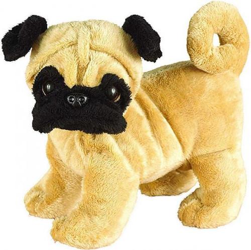 Webkinz Pug Plush